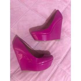 Zapatos Aldo Charol