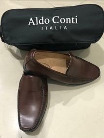 342a31d5 Zapatos Aldo Conti - Zapatos Marrón en Mercado Libre México