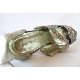 Zapatos Allo Martinez Tacos Altos Slittetos Mujer 38 Aguja