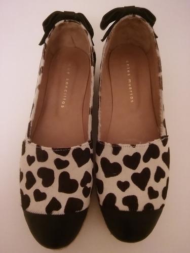 zapatos /alpargatas