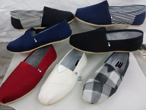 zapatos alpargatas toms