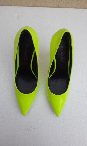 zapatos altos boutique 9  nuevos #37