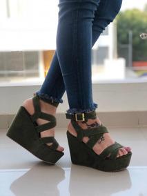 últimos lanzamientos venta caliente online venta reino unido Zapatos Altos De Plataforma Para Damas Moda Colombiana
