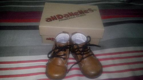 zapatos andanenes primeros pasos