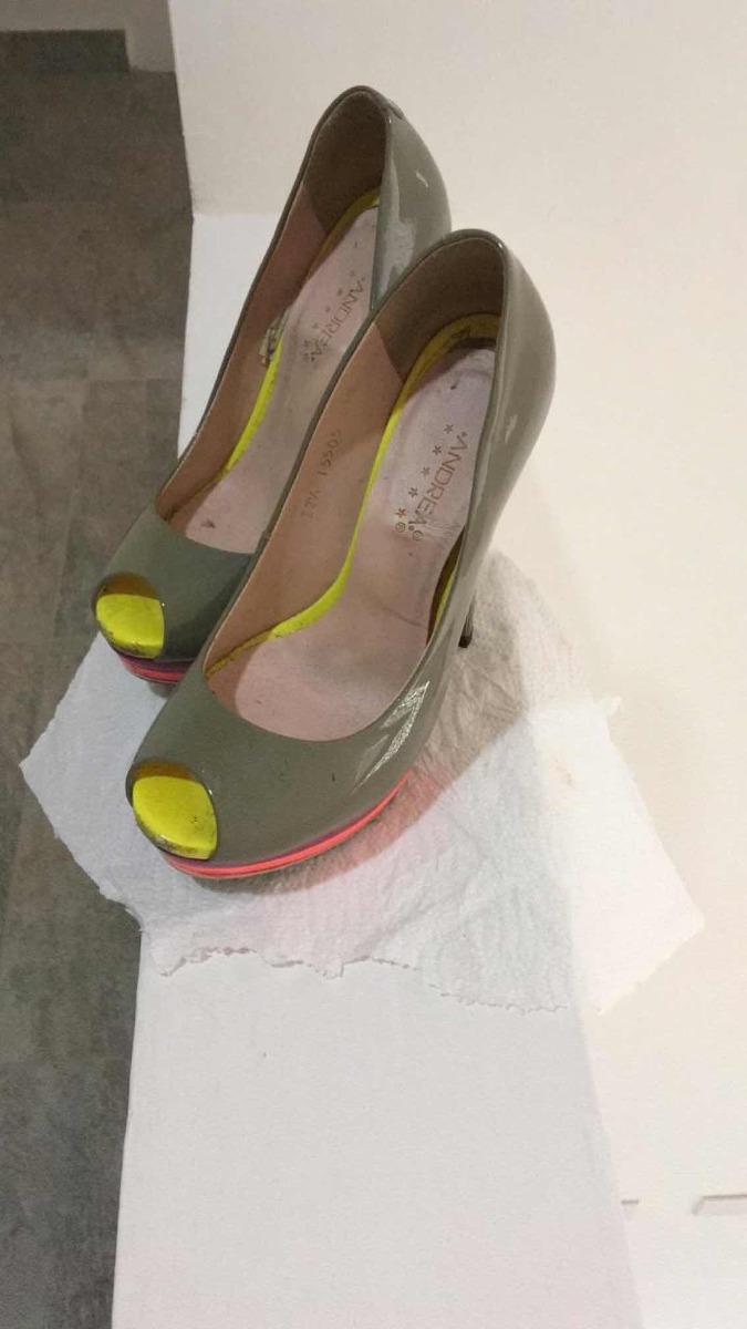 bf0147be Zapatos Andrea Usados - $ 350.00 en Mercado Libre