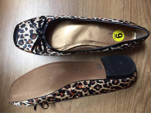 zapatos animal print 39