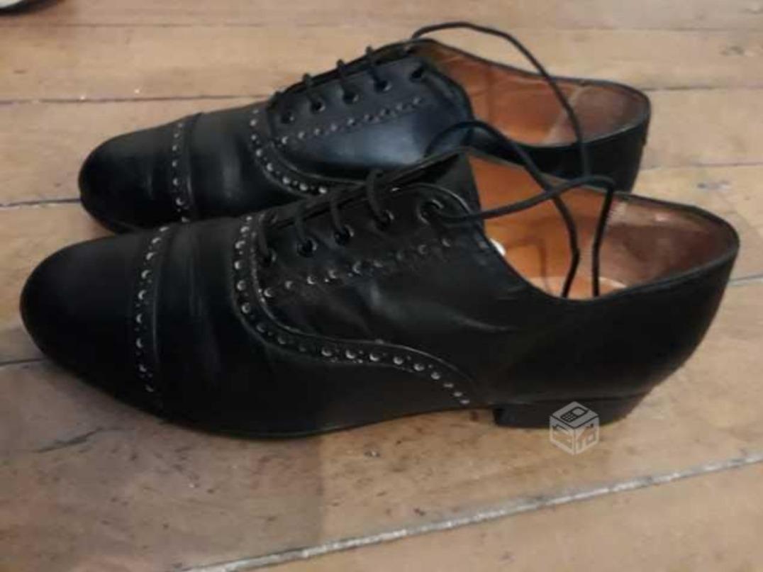 Zapatos Suela Cuero Facha s De Hechos Años 80  Chile En Cargando Zoom  rx1gTwrYCq 311da10a40d8e