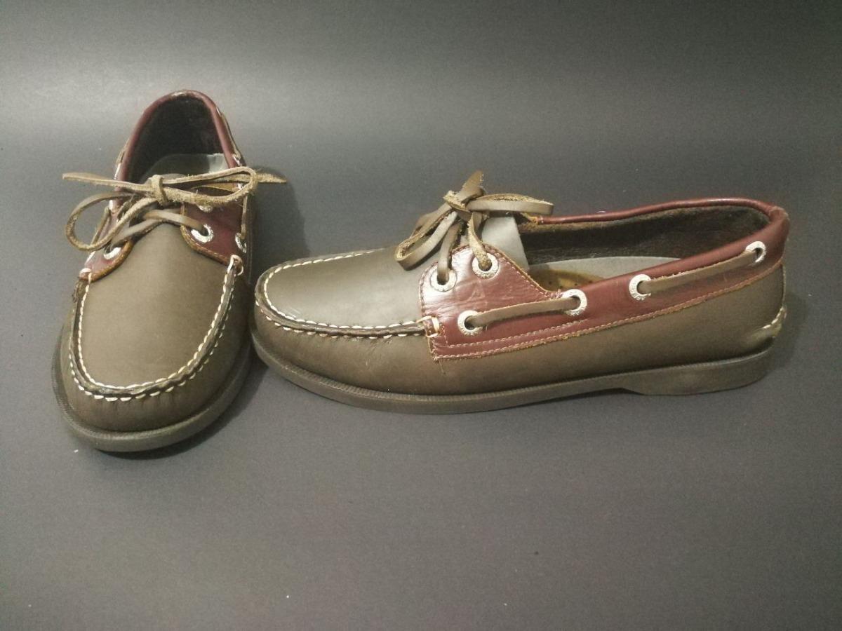 202d257d40 Zapatos Apache Sperry Top Sider 100% Cuero Para Hombre -   169.800 ...