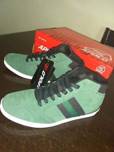 zapatos apolo tipo botin (hasta la 40)