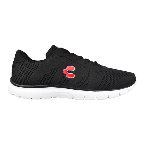 zapatos atleticos y urbanos charly 1021944 25-28 textil negr