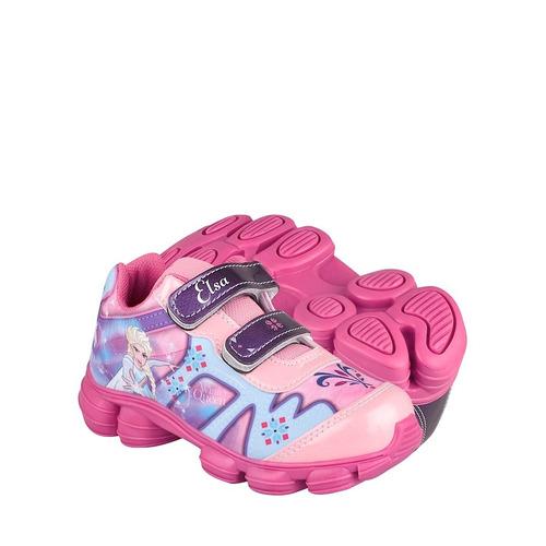 zapatos atleticos y urbanos frozen 4565 15-21 textil fiusha