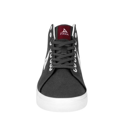 zapatos atleticos y urbanos pirma 422 25-29 textil gris