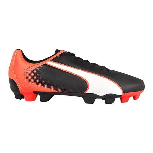 zapatos atleticos y urbanos puma 10341809 25-28 piel negro/b