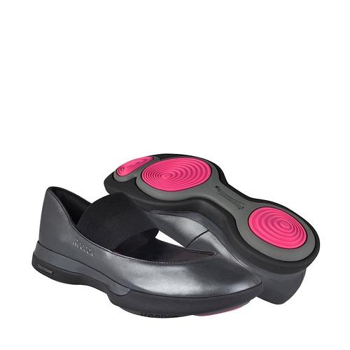 zapatos atleticos y urbanos reebok j82931 22-26 piel negro 2