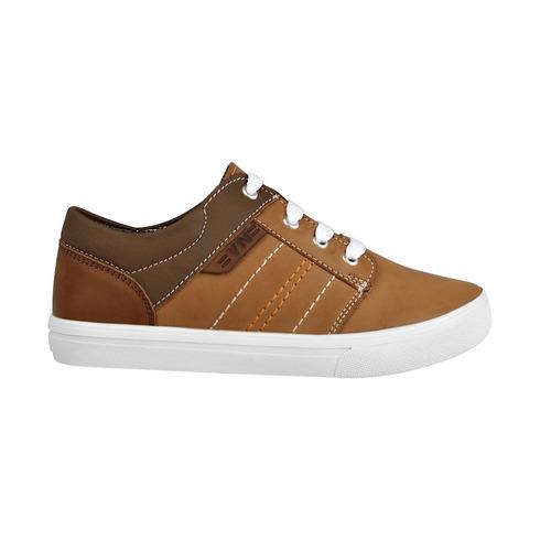 zapatos atleticos y urbanos yuyin 26030 18-21 simipiel miel
