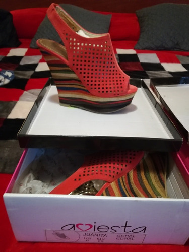 zapatos aviesta modelo juanita 2 pares