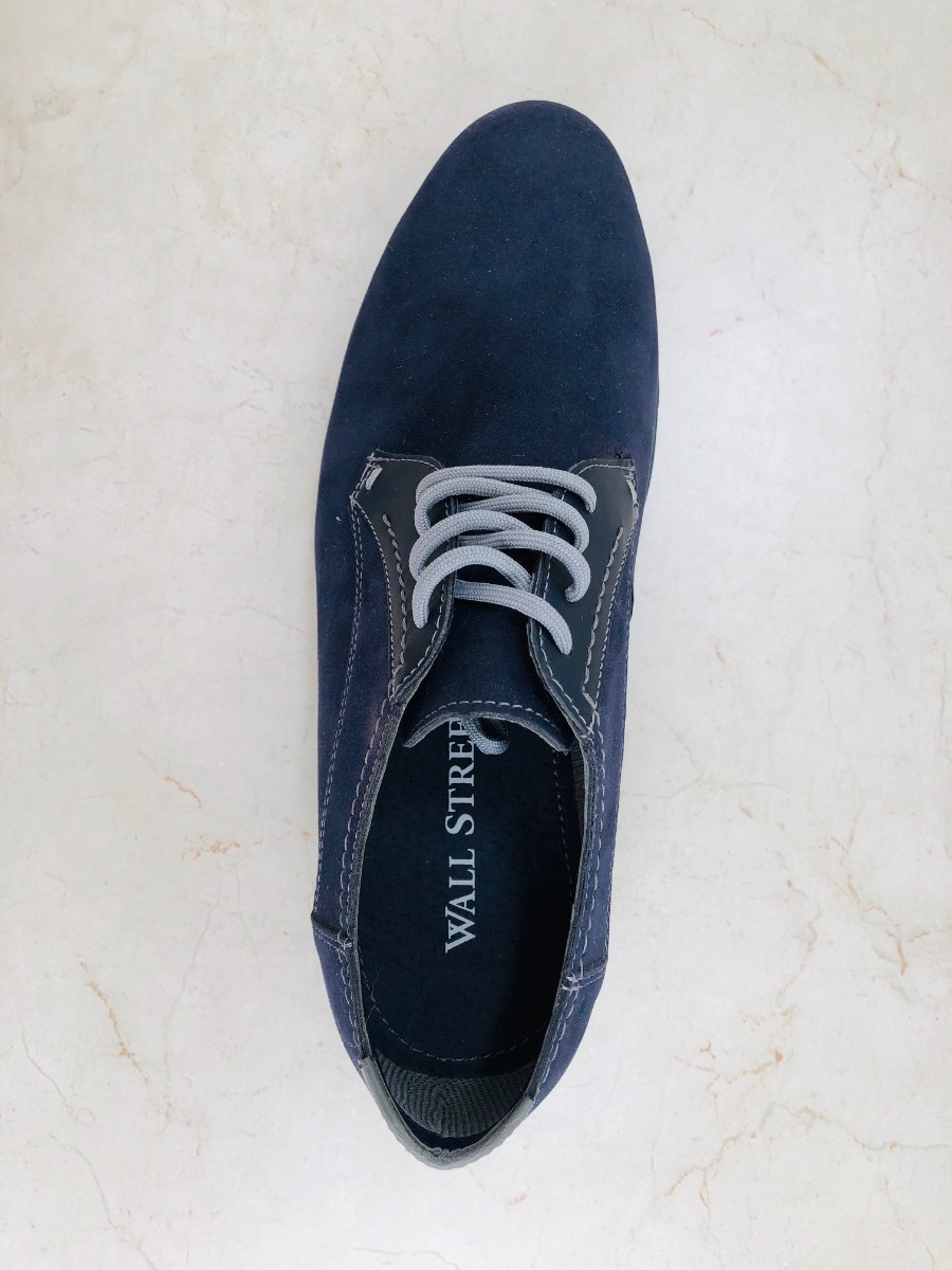 36a3f46f24 zapatos azules wall street