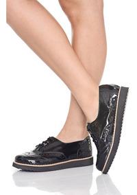 mejores zapatillas de deporte d8882 220ae Zapatos De Charon Blanco Y Negro Mujer - Mocasines y Oxfords ...