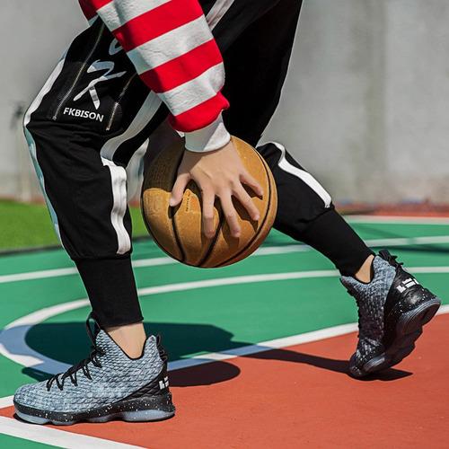 cc993390126 Zapatos Baloncesto Lebron Alto Top Para Hombres -   763.47 en ...