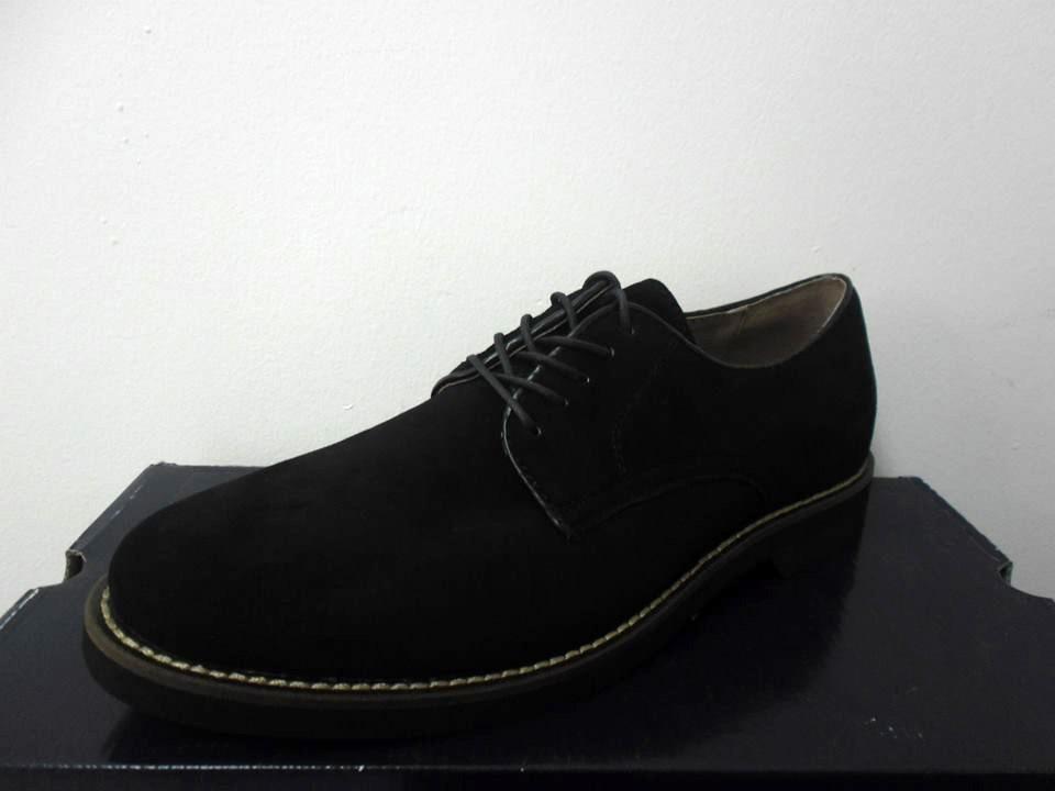 c57d59b29 Zapatos Bass Formales Hombre Negros Gamuza -   165.000 en Mercado Libre