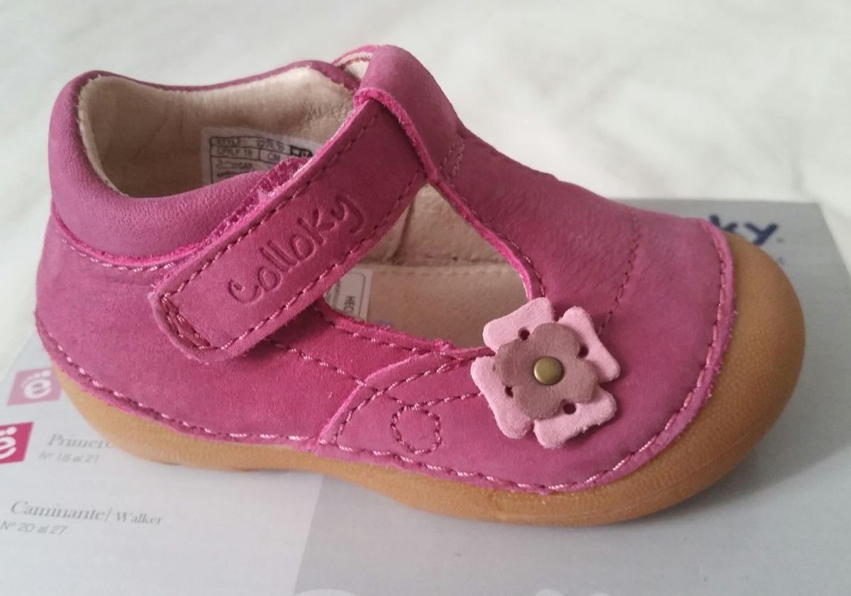 eb521030 Zapatos Bebé Niña Colloky Nuevos - $ 14.990 en Mercado Libre