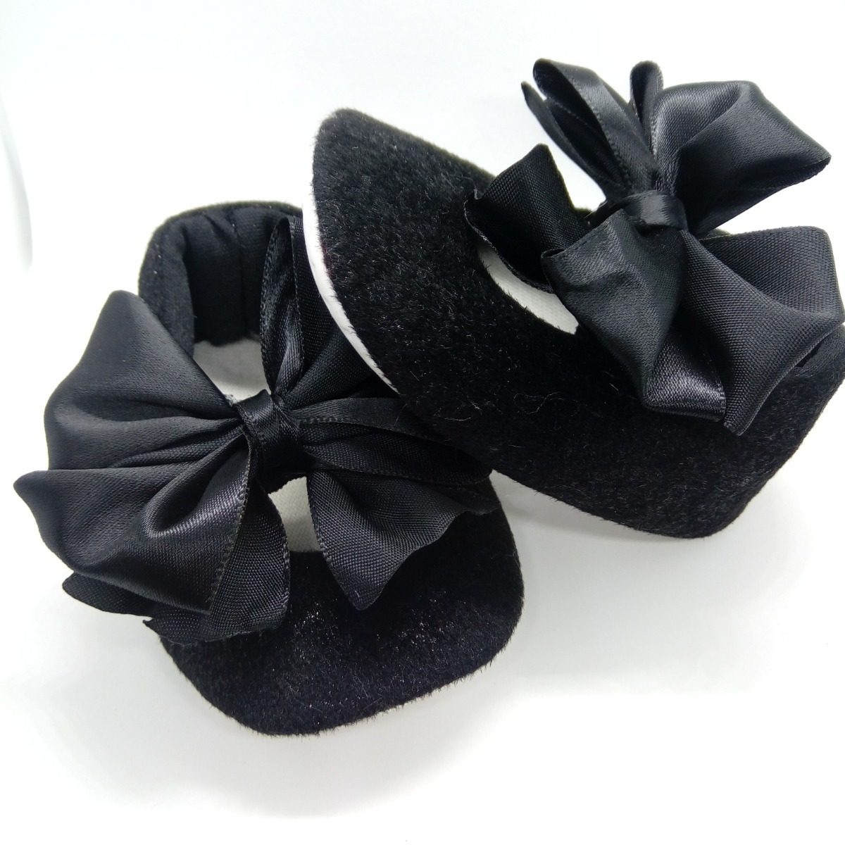 a485a3665f3 Zapatos bebé niña invierno hermosos elegantes negros navidad cargando zoom  jpg 1200x1200 Zapatos de invierno nina