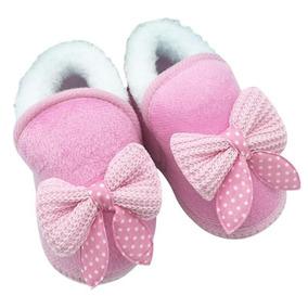 estilo moderno compra venta reunirse Zapatos Bebé Niña Recién Nacida Botas Otoño Invierno Rosa