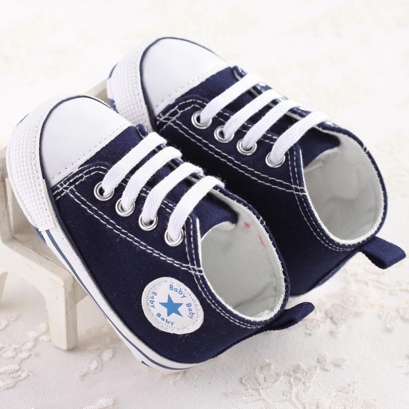 zapato bebe converse