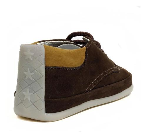 zapatos bebe primeros pasos p-jacky para caminadores