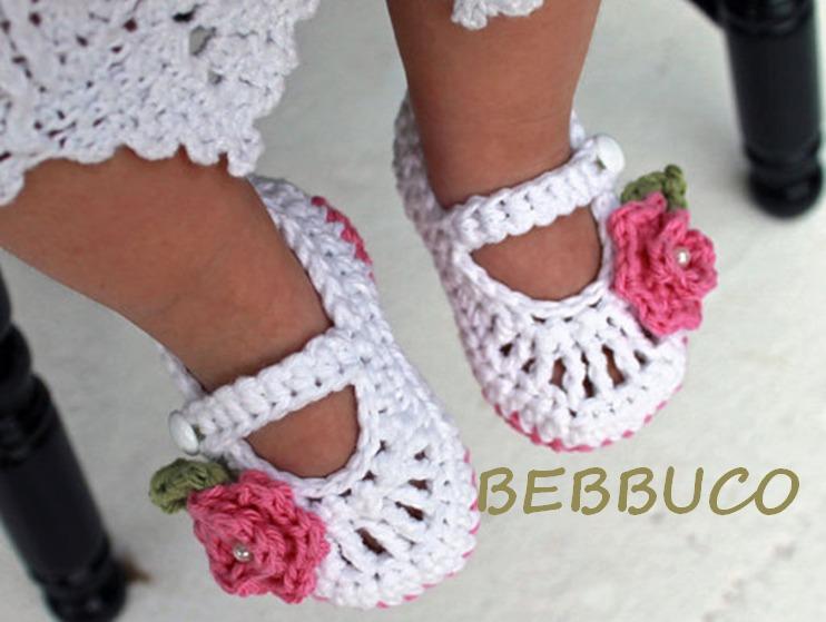 Sandalias Zapatos Tenis Bebe Zapatitos Regalo Tejidos Niña N0Ownk8ZPX