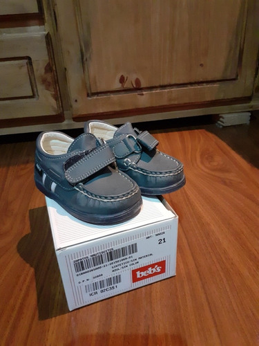 zapatos beb's talle 21