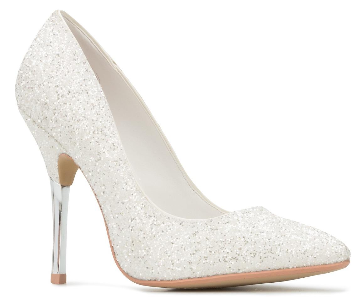 305776c42 Zapatos Blanco Perla Andrea 2369549 Fiesta Boda Novia 11cm ...