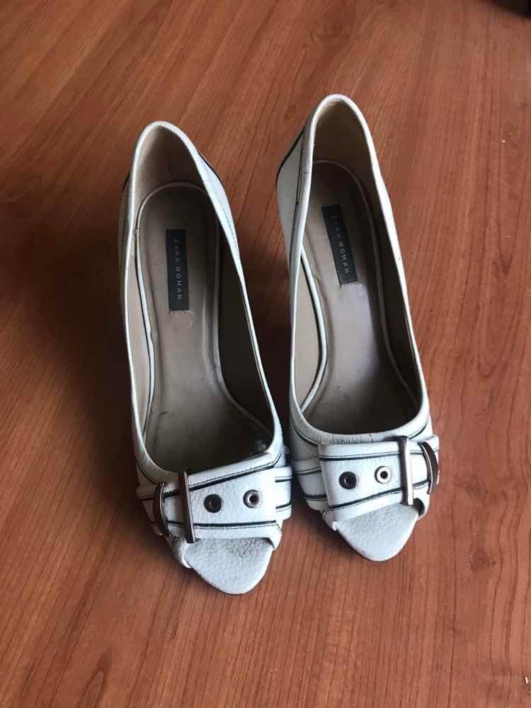 blancos mujer zara Cargando zoom zapatos Snd50xBw8S f10055b1fab