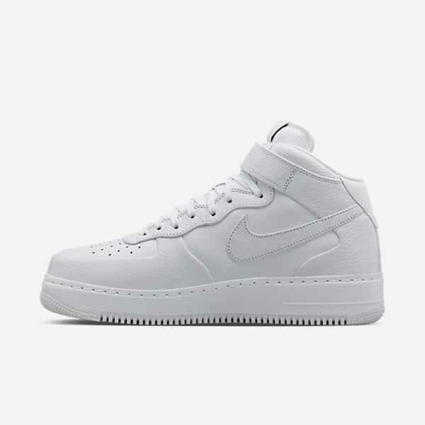 zapatos blancos nike