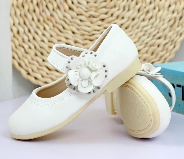 Chaussures Blanches Pour Fille Hq3tBr