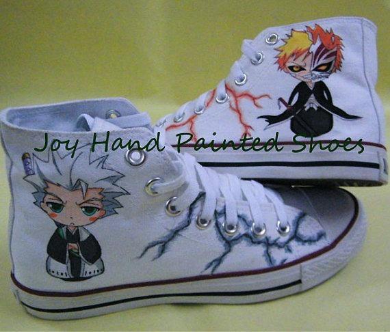 e83ea3e7c98d Zapatos Bleach 5 Marca Original Diseño Hecho A Mano -   3