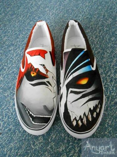 zapatos bleach msk 2 diseño hecho a mano marca collec