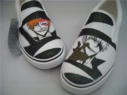 zapatos bleach msk diseño hecho a mano marca collec