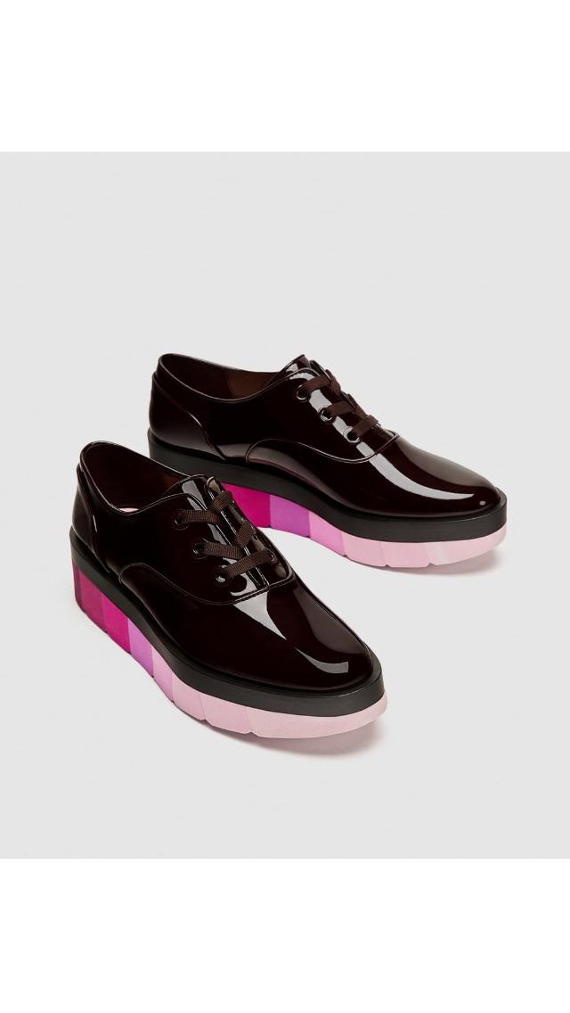 b91e08137b9 zapatos blucher negros zara varios modelos. Cargando zoom.