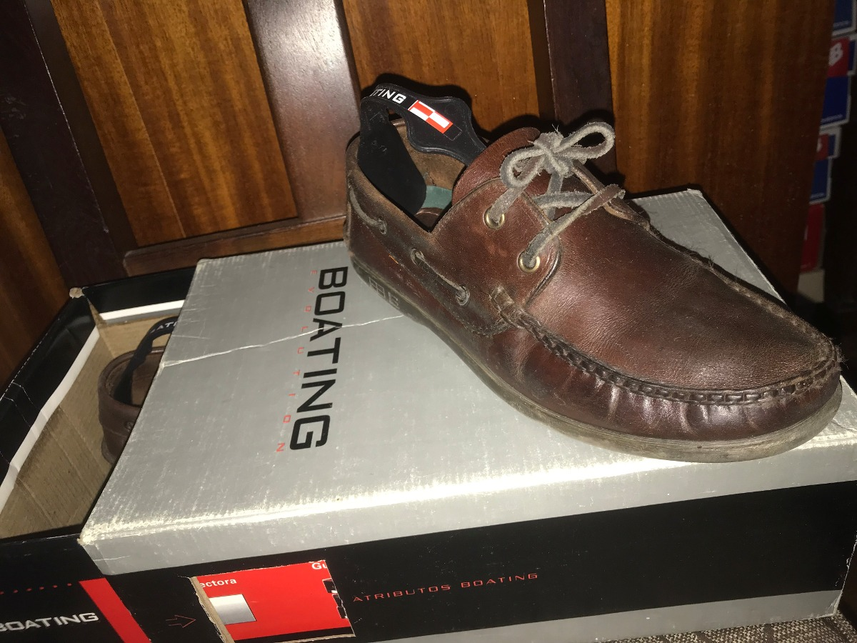 a852b442d4d Zapatos Boating Hombre -   200