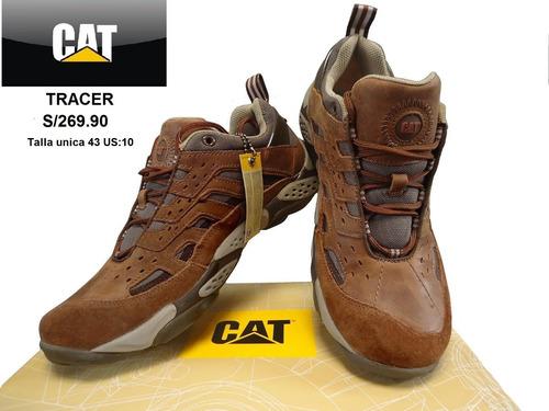zapatos bota cat caterpillar tracer