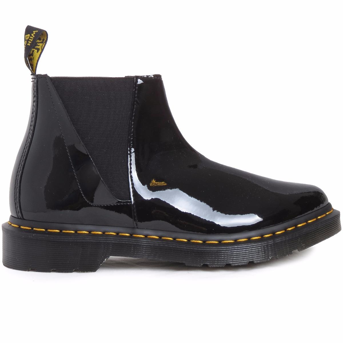 04d2edc59b5b0 Cargando zoom... martens mujer zapatos bota. Cargando zoom... zapatos bota  media dr martens bianca charol mujer importados