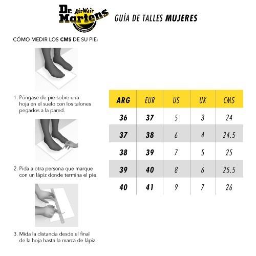 89378939bcc27 zapatos bota media dr martens bianca charol mujer importados. Cargando zoom...  zapatos bota martens mujer