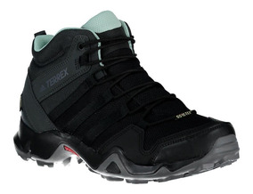 Terrex Ax2r Mid Zapatos Botas Adidas 100Original Goretex Nm8nwv0
