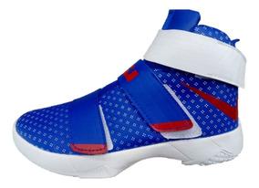 Zapatos 10 Basket Botas Soldier Lebron Nike Botines cKJTl1F