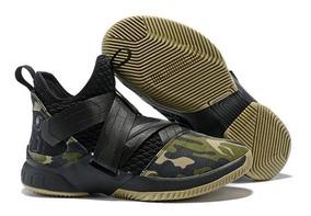 bastante agradable fad1f 8a7cf Zapatos Botas Botines Basket Nike Lebron Soldier 12 41-46