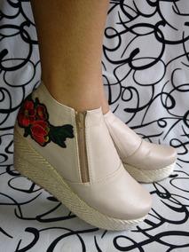 ad38dc58 Botas Elefante De Dama Ropa Zapatos Mujer Botines - Zapatos en ...