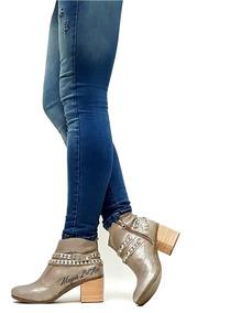 Zapatos Botas Botinetas Charritos 2019 Invierno Texanas Moda mN8O0vnw