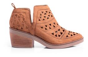 super servicio baratas Para estrenar Zapatos Botas Botinetas Mujer Zapatos Picadas Zueco Caladas Cuero Pu  Primavera Verano 2019
