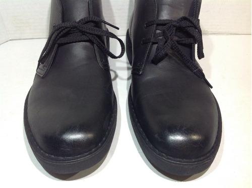 zapatos botas clarks bushacre 2, talla 9 us